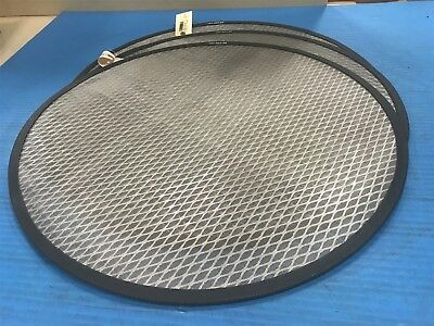 "Lot of 3 New Conair 101-337-05 27"" Stainless Steel Filter Screens 20Mesh (4C)"