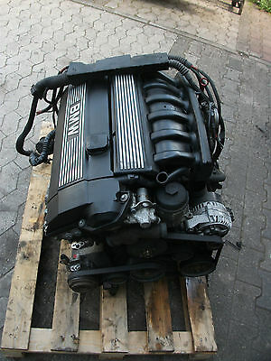 BMW E36 328i Motor M52 B28 Engine 187000 KM Bj96 193 PS 286s1