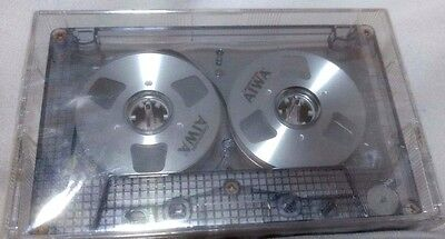 AIWA * Reel to Reel AUDIO TAPE CASSETTE / SEALED Brand New 100%