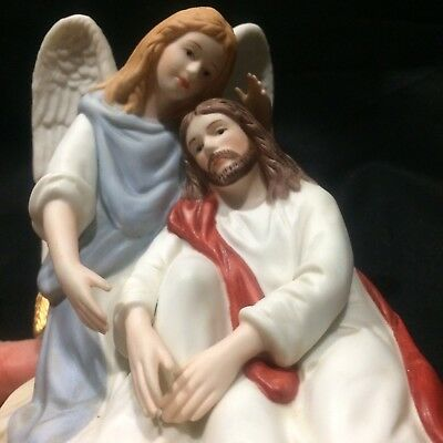 Home Interior Greatest Stories Ever Told With These Wings Angel Jesus 1998