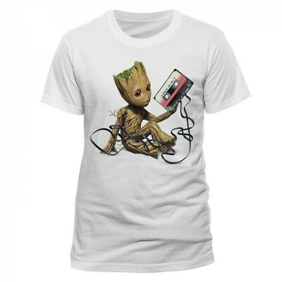 "Guardians of the Galaxy 2 T-Shirt ""Groot & Tape"""