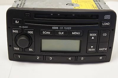 Ford Focus OEM Stereo Radio 6 Disc CD Player 6006 ***FOR PARTS***