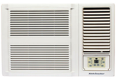 Kwh26Hre Kelvinator 2.7Kw / 2.45Kw  Reverse Cycle Window Wall Air Conditioner