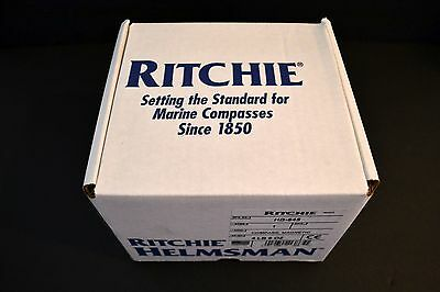 NEW!!! Ritchie HELMSMAN HB-845, Compass, Magnetic