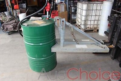 East West Engineering BG1 Forklift Drum Lifting Attachment - 500KG SWL