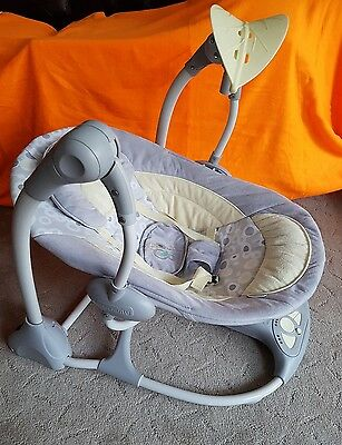 Ingenuity Baby Swing -  Foldable and Portable - BATTERIES included RRP over $200