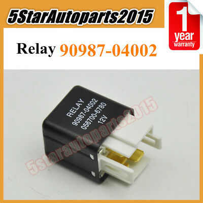 Denso Relay 90987-04002 5-Pin 12V for Toyota 4Runner RAV4 Corolla Lexus GS300