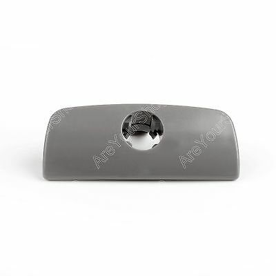 New Grey Glove Box Cover Handle Lock Hole for VW Passat B5 1998-2005