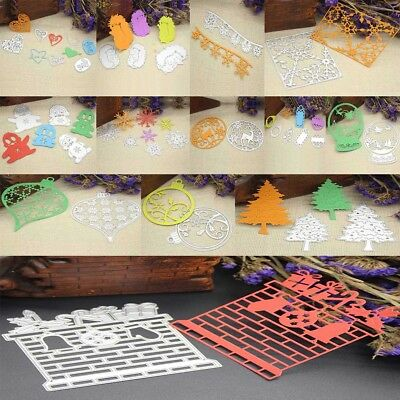 Metal Cutting Dies Stencil Scrapbooking Embossing Paper Card Craft New Launched