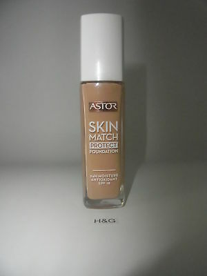 ASTOR Skin Match Foundation 201 Sand