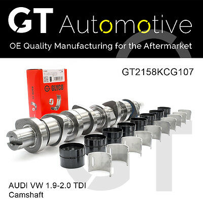 CAMSHAFT KIT for AUDI VW 1.9-2.0 TDi BKE BPW BRB BHW BPZ 038109101AF