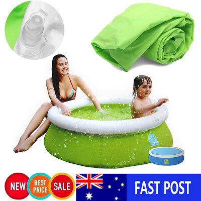 Inflatable Swimming Wading Paddling Pool Family Kids Pools Deep Garden Outdoor