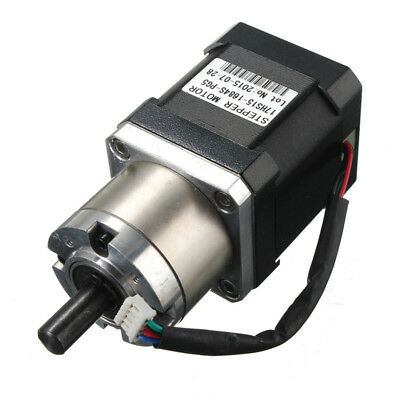 Extruder Gear Stepper Motor Ratio 3.7:1 Planetary Gearbox Nema 17 Step Motor Hot