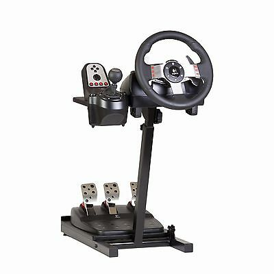 **  Refurbished  **  The Ultimate Gaming Wheel Stand for gaming systems