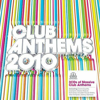 Various Artists - Ministry Of Sound Club Anthems 2010 (3xCD)