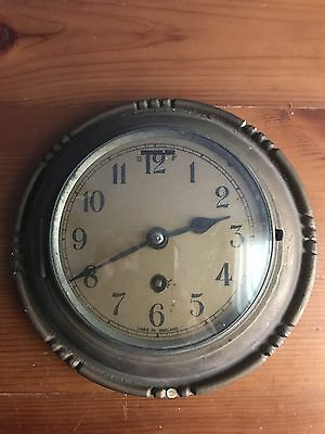 Vintage Clock Empire Made In England