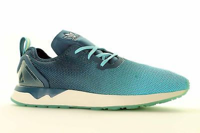 adidas ZX Flux Advance Assymetrical S79056 Mens Trainers~Originals~UK 3.5 to 12