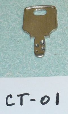 Japanese Pachislo Slot Machine Key #ct-01 Factory Original  Reset & Change Odds