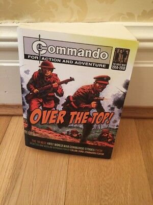 Commando: Over the Top: The 10 Best First World War Commando Stories Ever! by C…