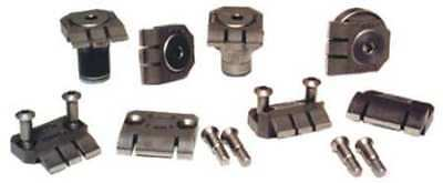 MITEE-BITE PRODUCTS INC 25-210 Clamp,Low Profile,Spring Steel,750lb.