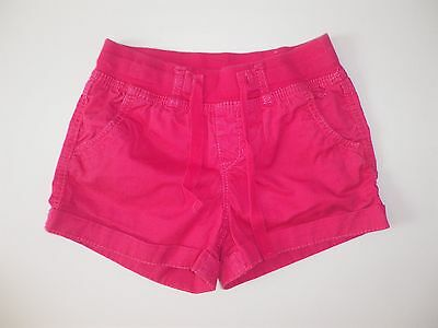 Justice Girls  Hot Pink   Shorts  (B38)  Sz  12 R