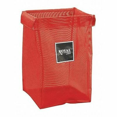 X-Frame Bag,6 Bushel,Red Mesh ROYAL BASKET TRUCK G06-RRX-XMN