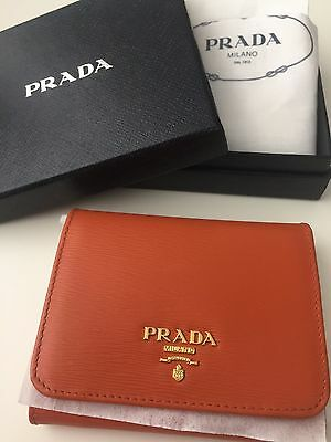 b46a0522ca9c PRADA PORTAFOGLIO PATTINA Cromo Silver Vitello Move Envelope Flap ...