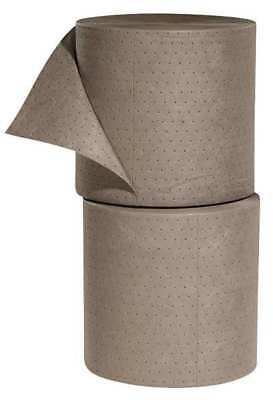 Absorbent Roll,Light Weight,41 gal.,PK2 NEW PIG MAT546