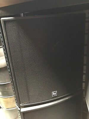 EV FRX+181 Line array speakers