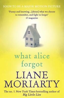 NEW What Alice Forgot By Liane Moriarty Paperback Free Shipping