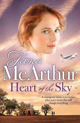 NEW Heart Of The Sky By Fiona McArthur  Paperback Free Shipping