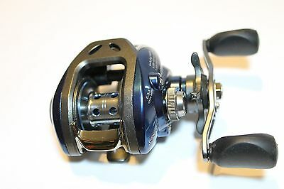 Expert 11BB high Quality Low Profile Baitcaster Reel Right Hand --Blue