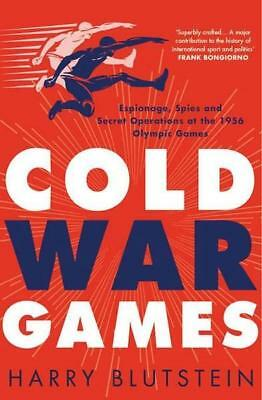 NEW Cold War Games By Harry Blutstein Paperback Free Shipping