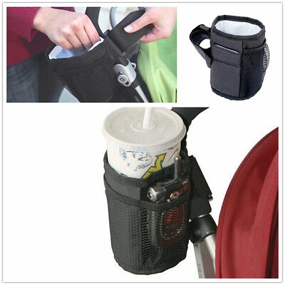 Milk Bottle Cup Holder Universal For Stroller Pram Pushchair Bicycle Buggy