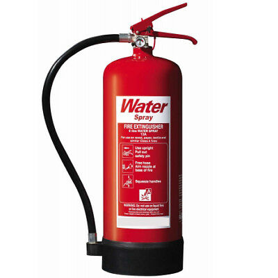 6ltr Water (Budget) Fire Extinguisher