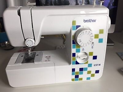 brother sewing machine ls14 manual