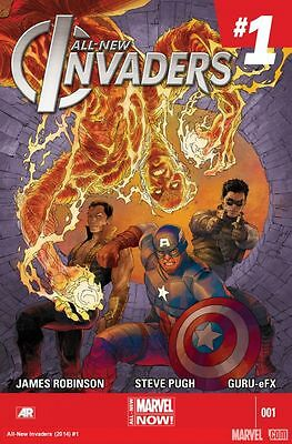 All New Invaders Complete Comic Set 1-15 V/F-N/M