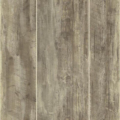 HQ Wood Look 10m Roll Wall Paper Premium timber wallpaper Washable - VISION 205A