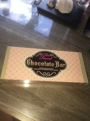 Too faced chocolat bar