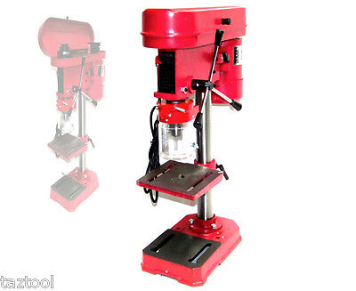 "Mini Bench Drill Press Top Bench Drill Press 1/2"" Motor  5 Speed 1/2"" Chuck New"