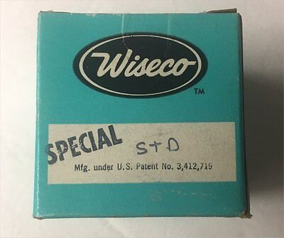 Wiseco piston for McCulloch kart engine