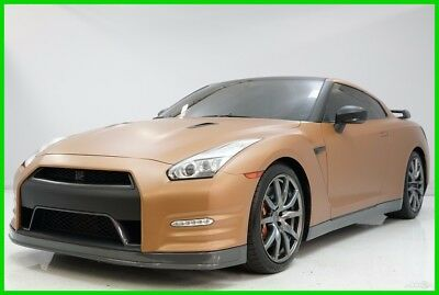 2015 Nissan GT-R Black Edition 2015 Black Edition Used Turbo 3.8L V6 24V Automatic AWD Coupe Premium Bose