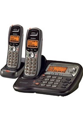 NEW UNIDEN DSS 7955 + 1 5.8GHz CORDLESS PHONE SYSTEM.2 HANDSETS