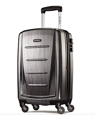 Samsonite Luggage Winfield 2 Fashion HS Spinner 20in One Size Hardside Suitcase