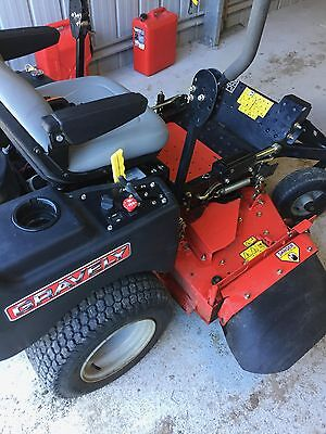 LOW HOUR Gravely Zero Turn 44HD, RRP $8,990 New!
