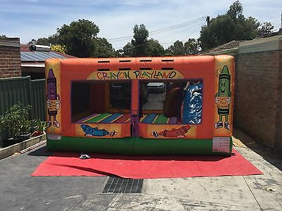 jumping castle USA made commercial grade kids fun