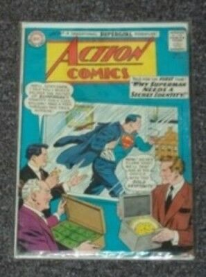Action Comics #305 DC (1963) Silver Age (Superman & Supergirl) Comic Book