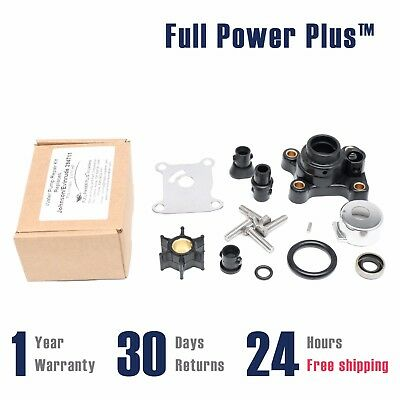 9.9/15hp Water Pump  Impeller Repair Kit for Johnson Evinrude OMC 394711 0394711
