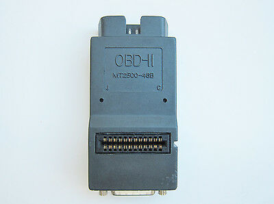 Snap-on OBD II OBD 2 Adapter MT2500-46B Solus Ethos Modis Verus Scanner *Chipped