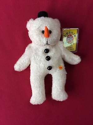 "Skansen Beanie Kids "" MELT the SNOWMAN  """
